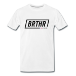T-shirt BRTHR Blanc