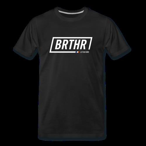 T-shirt BRTHR noir